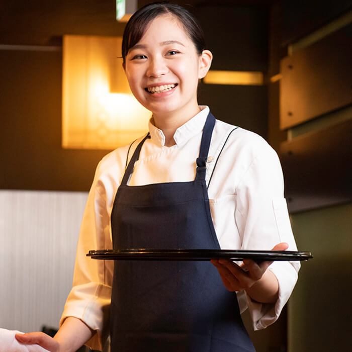 日本レストランシステム株式会社 バイト社員